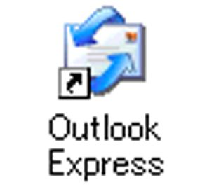 Outlook Expressで定形のメールを送るには?
