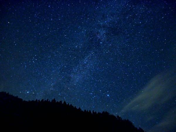 日本一の星空 長野県阿智村 にキャンプに行ってきた!