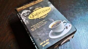 ウンチコーヒーとも呼ばれる「コピルアク」コーヒーを飲んでみた!